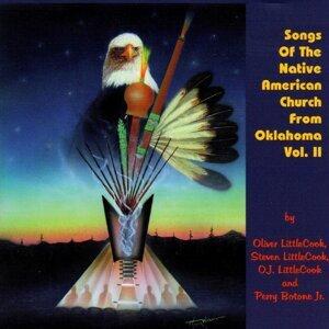 Oliver Littlecook, O. J. Littlecook, Stephen Littlecook, Perry Botone Jr. 歌手頭像