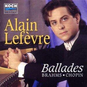 Alain Lefevre (piano) 歌手頭像