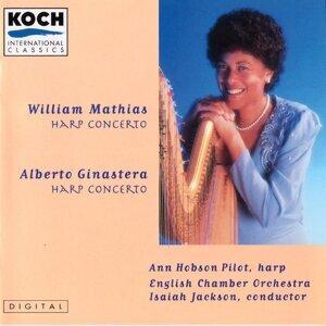 Ann Hobson Pilot (harp); English Chamber Orchestra; Isaiah Jackson 歌手頭像