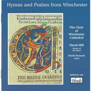 The Choir of Winchester Cathedral, David Hill, David Dunnett 歌手頭像