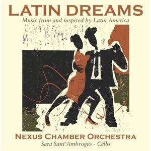 Nexus Chamber Orchestra, Sara Sant'Ambrogio 歌手頭像