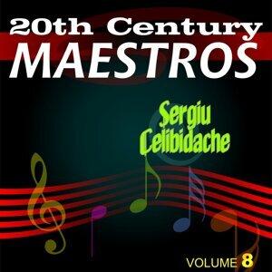 Berliner Philharmoniker, Sergiu Celibidache 歌手頭像