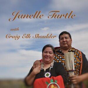 Janelle Turtle, Craig Elkshoulder 歌手頭像