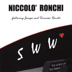 Niccolò Ronchi 歌手頭像