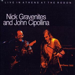 Nick Gravenites, John Cipollina 歌手頭像