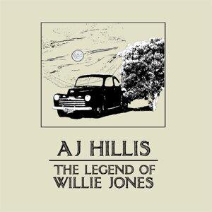 AJ Hillis 歌手頭像