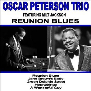 Oscar Peterson Trio feat. Milt Jackson