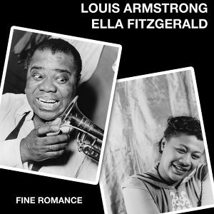 Louis Armstrong and Ella Fitzgerald 歌手頭像