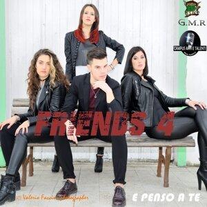 Friends 4 歌手頭像