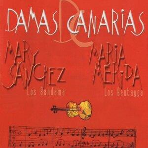 Mary Sánchez y Los Bandama, Maria Mérida y Los Bentayga 歌手頭像