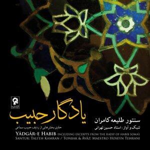 Talieh Kamran, Hoseyn Tehrani 歌手頭像