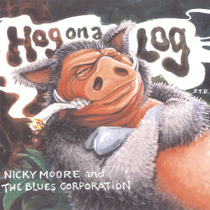 Nicky Moore and The Blues Corporation 歌手頭像