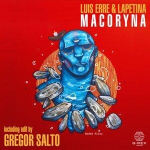 Luis Erre, Lapetina 歌手頭像
