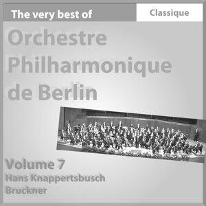 Orchestre Philharmonique de Berlin, Hans Knappertsbusch 歌手頭像