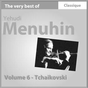 Yehudi Menuhin, Hephzibah Menuhin, Maurice Eisenburg 歌手頭像