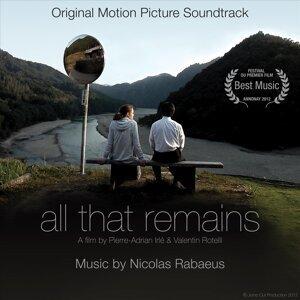 Nicolas Rabaeus 歌手頭像