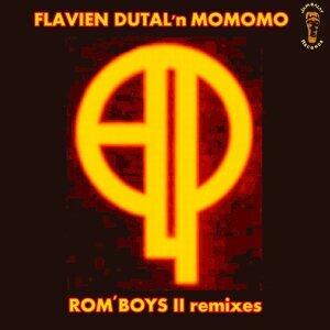 FLavien Dutal, Momomo 歌手頭像