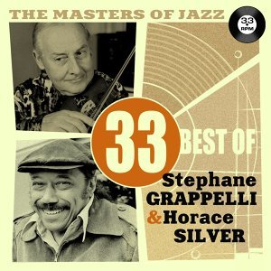 Stéphane Grappelli, Horace Silver 歌手頭像