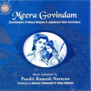 Sitaram Viswanath, Vidya Sitaram 歌手頭像