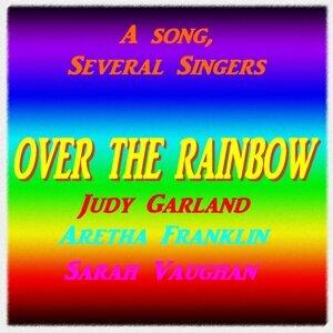 Judy Garland, Aretha Franklin, Sarah Vaughan 歌手頭像