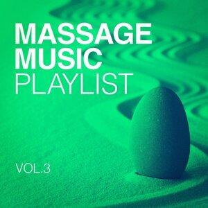 Pure Massage Music, Massage 歌手頭像