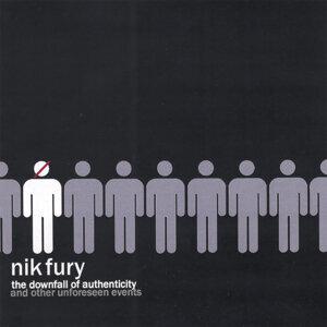 Nik Fury 歌手頭像