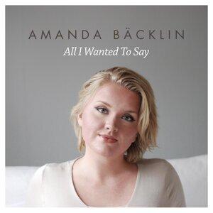 Amanda Bäcklin 歌手頭像