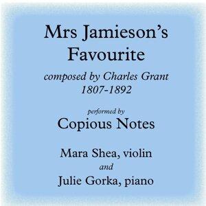 Copious Notes, Mara Shea, Julie Gorka 歌手頭像