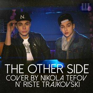 Nikola Tefov 歌手頭像