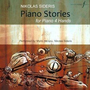 Nikolas Sideris, Myrto Akrivou 歌手頭像