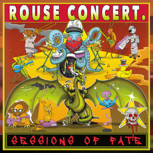 Rouse Concert. 歌手頭像