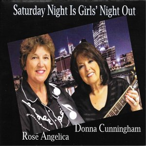 Rose Angelica, Donna Cunningham 歌手頭像