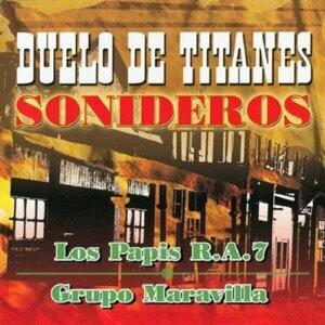 Los Papis, R.A.7., Grupo Maravilla 歌手頭像