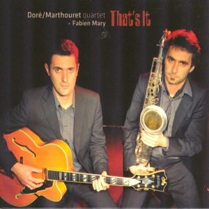 Doré / Marthoutet Quartet, Fabien Mary 歌手頭像