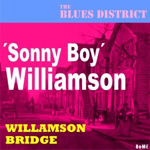 John Lee Sonny Boy Williamson 歌手頭像
