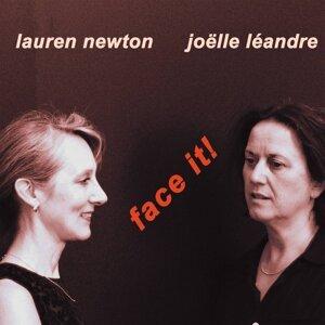 Lauren Newton, Joëlle Léandre 歌手頭像