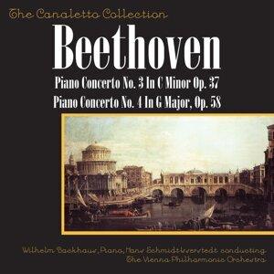 Wilhelm Backhaus, Hans Schmidt-Isserstedt & The Vienna Philharmonic Orchestra, Pianist 歌手頭像
