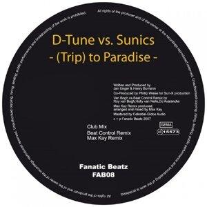 D-Tune, Sunics 歌手頭像