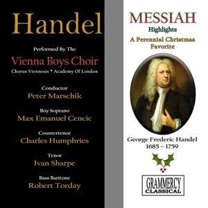 Vienna Boys Choir, Chorus Viennesis, Academy of London, Peter Marschik 歌手頭像