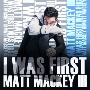 Matt Mackey III 歌手頭像