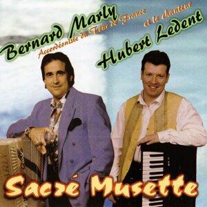Bernard Marly, Hubert Ledent 歌手頭像