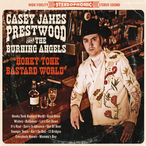 Casey James Prestwood, The Burning Angels 歌手頭像