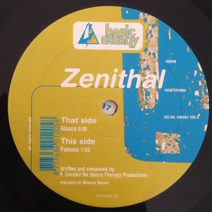 Zenithal 歌手頭像