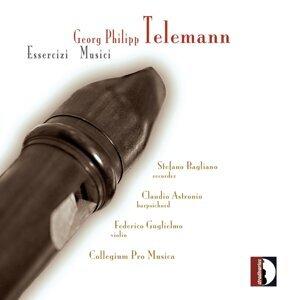 Stefano Bagliano, Claudio Astronio, Federico Guglielmo, Collegium Pro Musica 歌手頭像