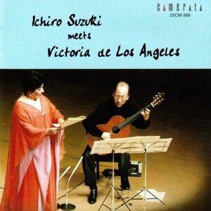 Victoria de Los Angeles, Ichiro Suzuki 歌手頭像