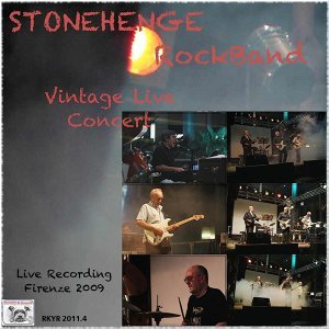 Stonehenge RockBand 歌手頭像