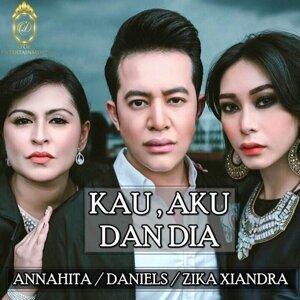 Annahita,Daniels,Zika Xiandra 歌手頭像