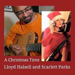 Lloyd Halsell, Scarlett Parks 歌手頭像