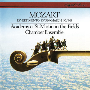 Academy of St. Martin in the Fields Chamber Ensemble 歌手頭像