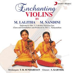 M. Lalitha, M. Nandini 歌手頭像